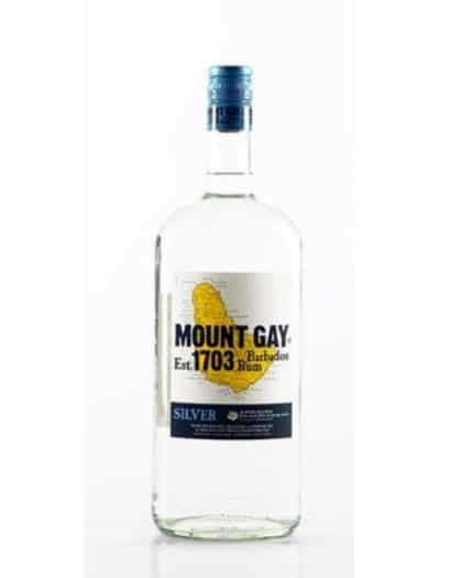 Mount Gay Silver White Rum
