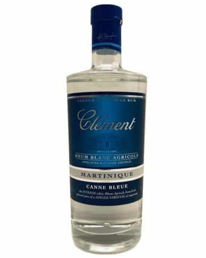 Rhum Clément Rhum Blanc Agricole Canne Bleue
