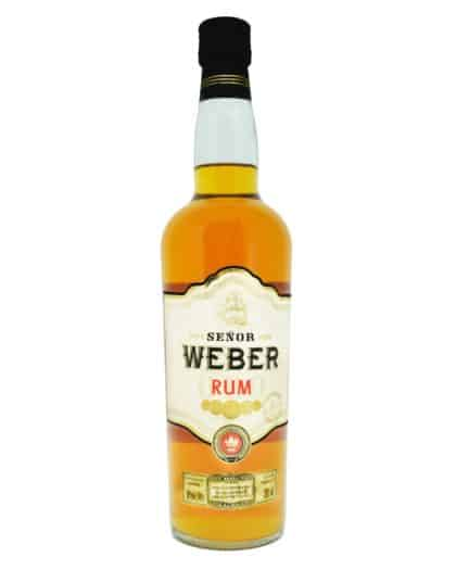 Weberhaus Rum Señor Weber Oro