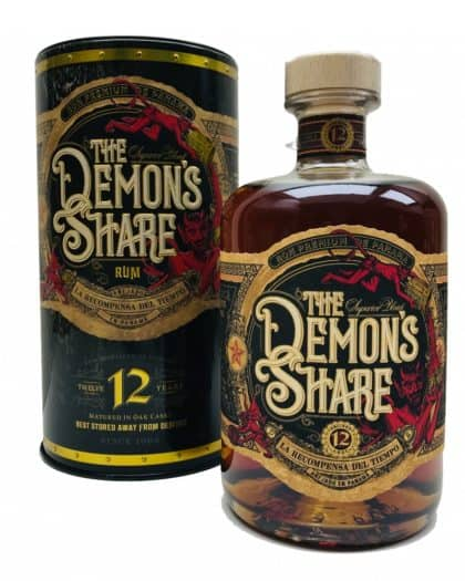 The Demon's Share 12 Years