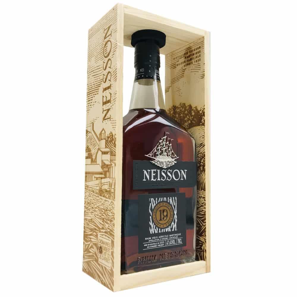 Rhum Neisson 19 Ans d'Age