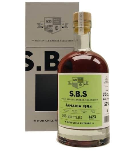 SBS Jamaica 1994 New Yarmouth 26 Year