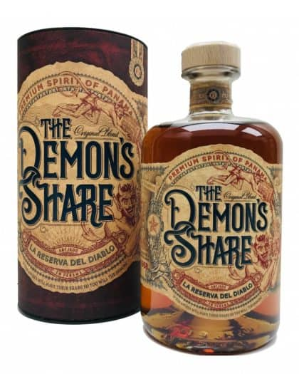 The Demon's Share 6 Years