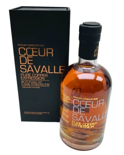 English Harbour Rum Coeur De Savalle