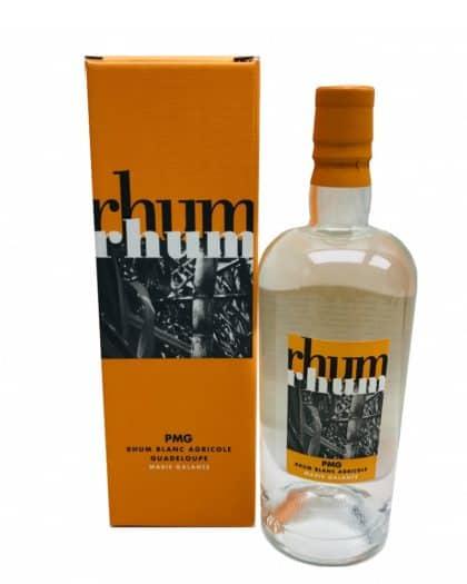 Rhum Rhum PMG Rhum Blanc Agricole