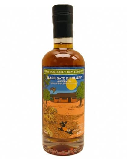 That Boutique Y Rum Company Australia Black Gate Distillery 3 Years B1