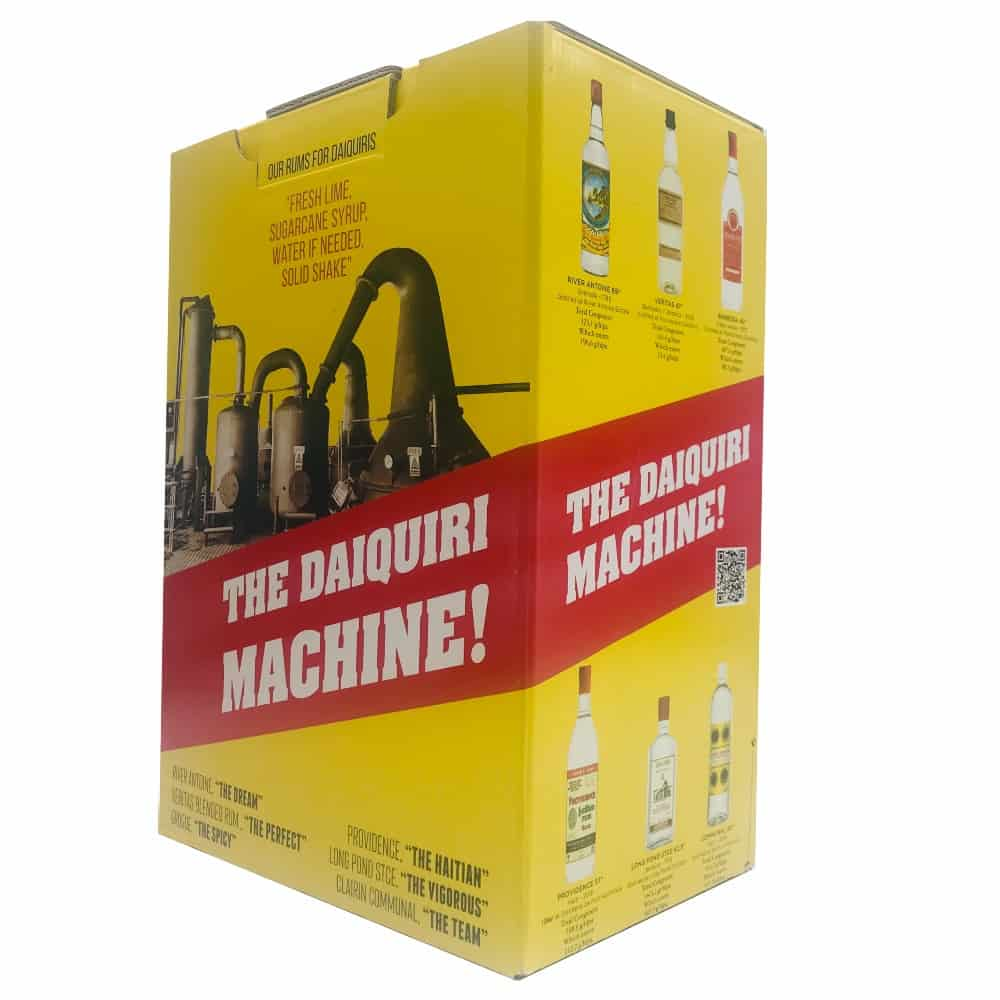 Velier Daiquiri Box The Daiquiri Machine 6x70cl