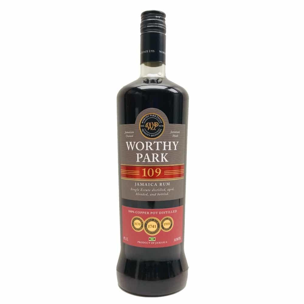 Worthy Park 109 Gunpowder Proof Jamaica Rum