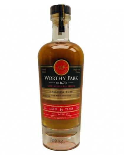 Worthy Park WPL 6 Years Single Cask for The Nectar