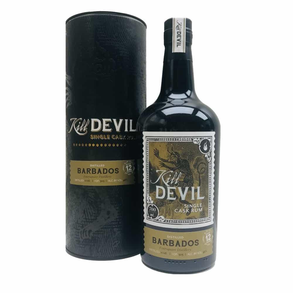 Kill Devil Barbados Foursquare 2006 12 Years