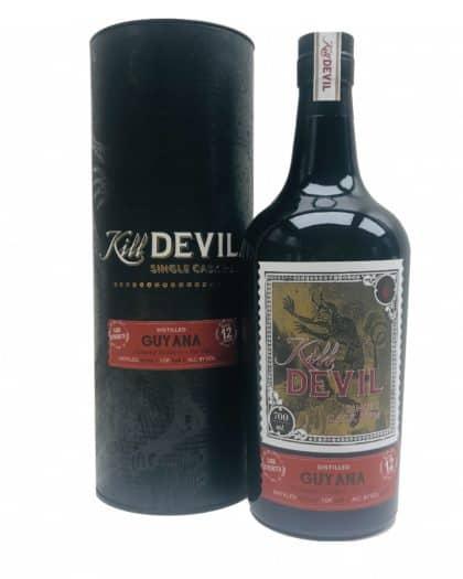 Kill Devil Guyana Diamond 2004 12 Years Cask Strength