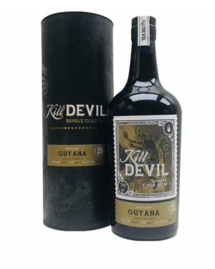 Kill Devil Guyana Enmore 1992 25 Year