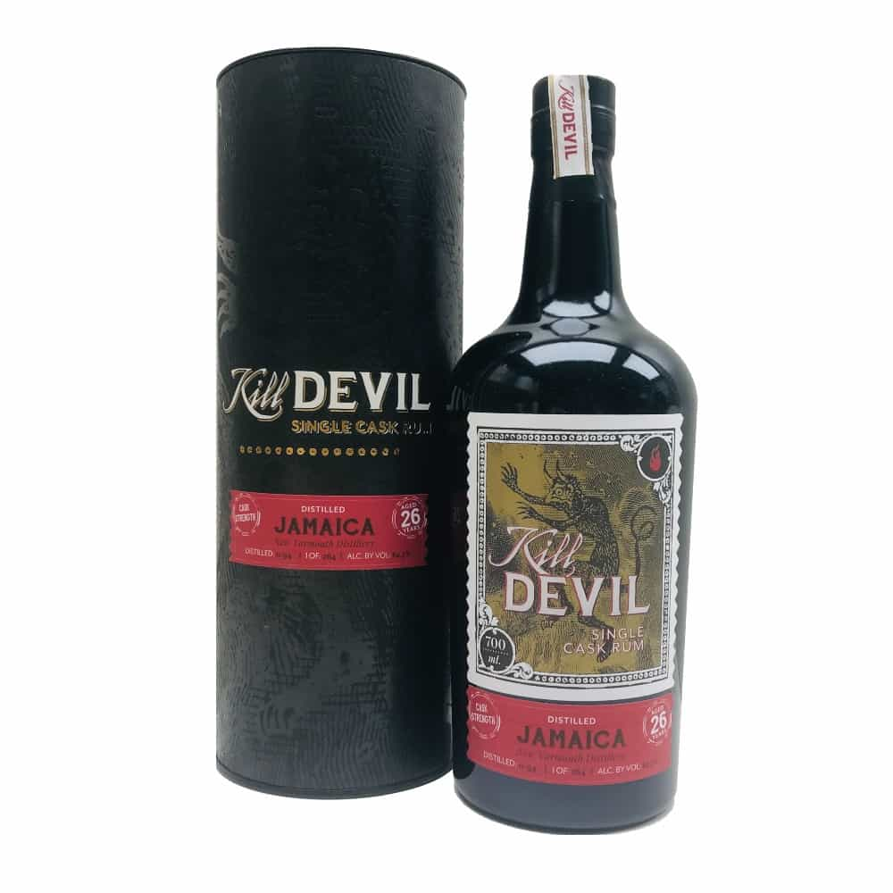 Kill Devil Jamaica New Yarmouth 1994 26 Years Cask Strength