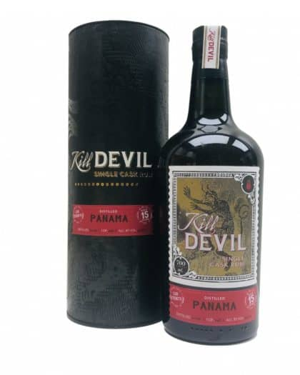Kill Devil Panama 2006 15 Years Cask Strength