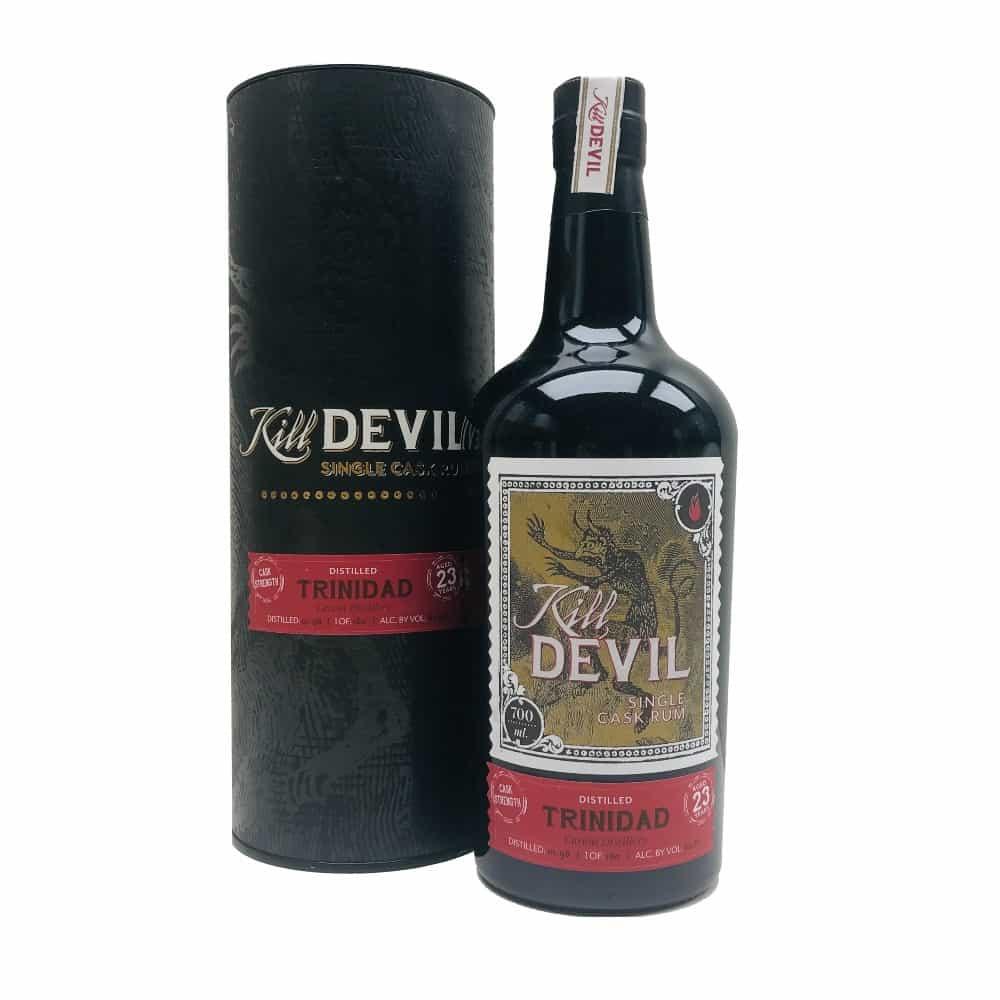 Kill Devil Trinidad Caroni 1998 23 Years Cask Strength