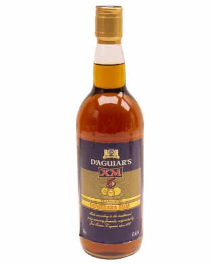 XM 5 Years Old Demerara Rum 70cl 40%Vol