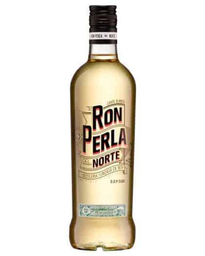 Ron Perla Del Norte Carta Blanca 3 Anos 40% 70cl