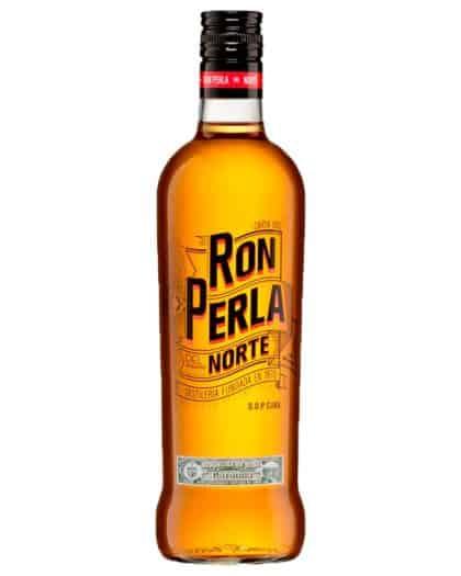 Ron Perla Del Norte Carta Oro 5 Anos 40% 70cl