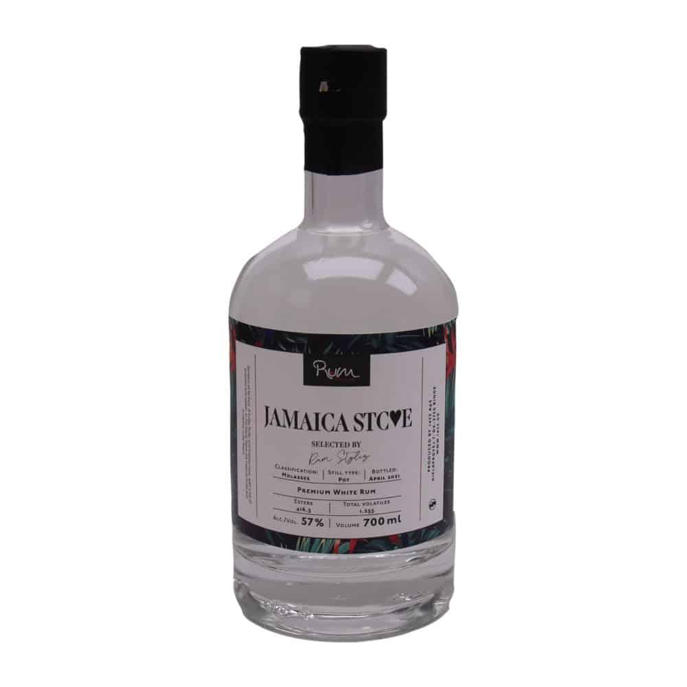 Rum Stylez Jamaica STCE White Rum