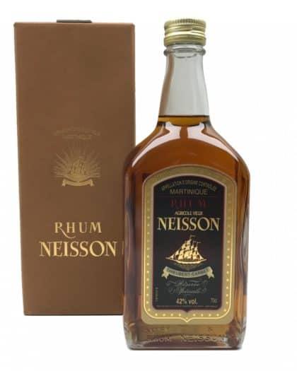 Neisson Vieux Réserve Spéciale bottled 2010