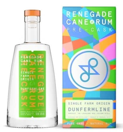 Renegade Cane Rum Pre Cask Dunfermline Column