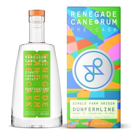 Renegade Cane Rum Pre Cask Dunfermline Pot