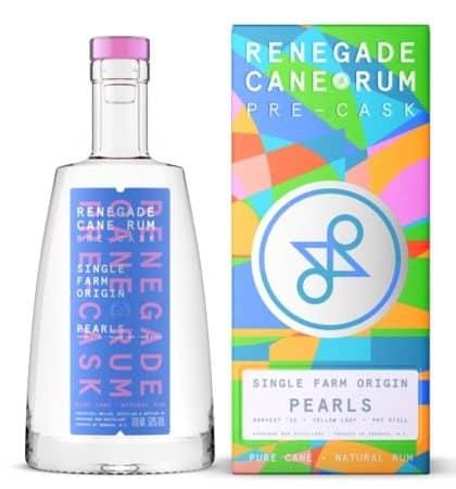Renegade Cane Rum Pre Cask Pearls