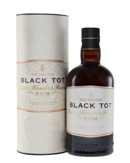 Rum Black Tot Master Blender's Reserve