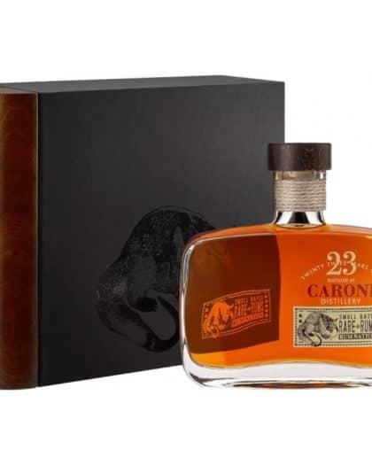 Rum Nation Small Batch Rare Rums Caroni 23 y.o. 1998-2021 50cl 59%Vol