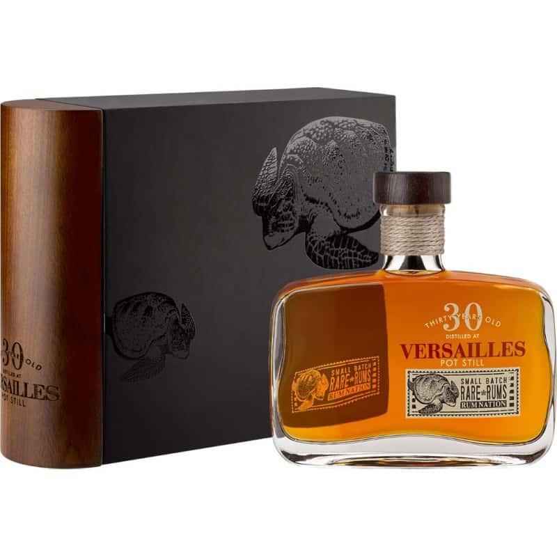 Rum Nation Small Batch Rare Rums Versailles 30 y.o. 1990-2021 50cl 56,8%Vol