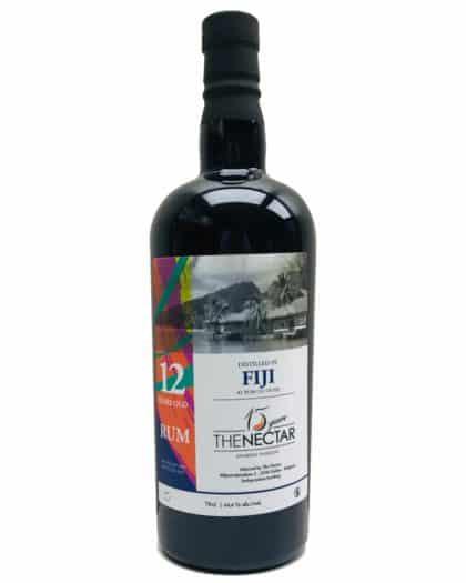 The Nectar Daily Dram Fiji 12 Years Rum Co. Of Fiji 70cl 64,6%Vol.