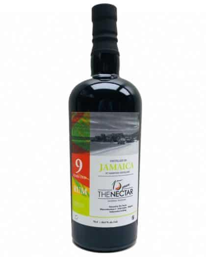 The Nectar Daily Dram Jamaica 9 Years Hampden 70cl 60,8%Vol.