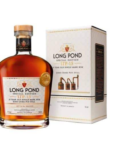 National Rums Of Jamaica Long Pond ITP 15 Years Special Edition 70cl 45,7%Vol