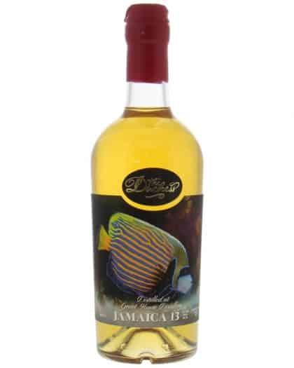 Jamaica 13 Years Great House Distillery cask 18